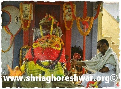 SHRI AGHORESHWAR BHAGWAN RAMJI